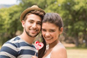 Marietta cosmetic dentist Valentines Day tips