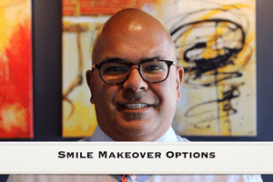 smile makeover options