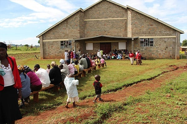 Kenya-Fying Doctors Mission work