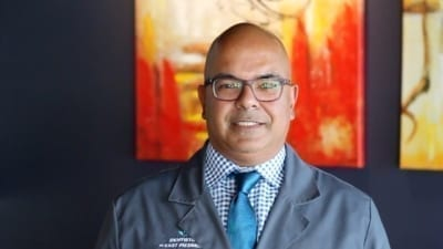 Dr. Ashish Patel Explains Restorative Dentistry Options in Marietta