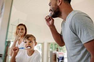 making brushing fun for children