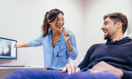 what to expect from oral cancer screening