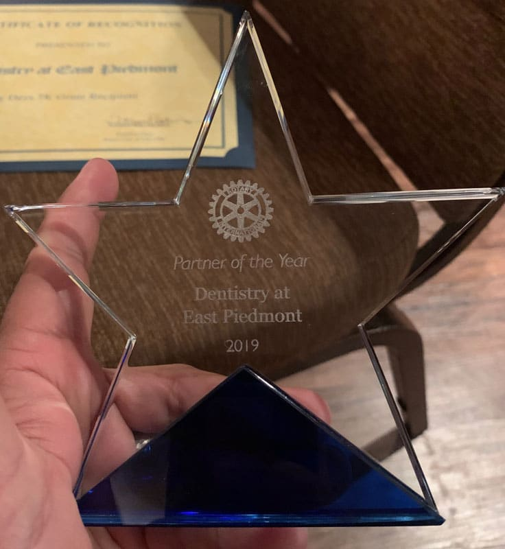 Rotary Partner of the Year 2019