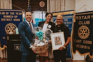 East Cobb Rotary Partner of the Year 2019