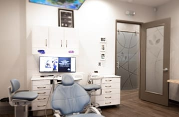 dental spa experience